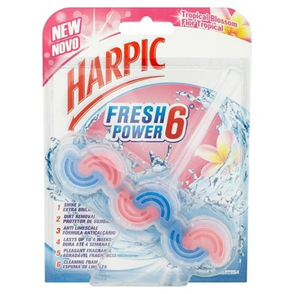 Picture of W.C.HARPIC FRESHPOWER FLOR