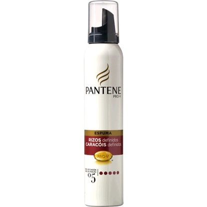 Picture of ESPUMA PANTENE CARACOIS 200ML