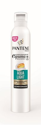 Picture of CONDICIONADOR PANTENE ESPUMA AQUA LIGHT 180ml