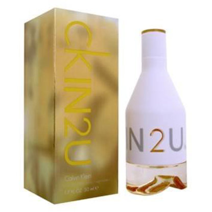 Picture of Perfume Calvin Klein IN2U Wom EDT 100ML