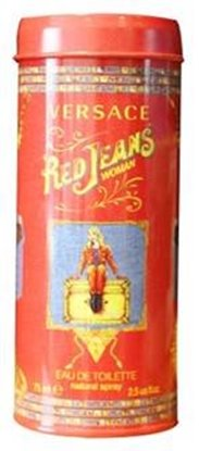 Picture of PERFUME VERSACE RED JEAN EDT 75ML