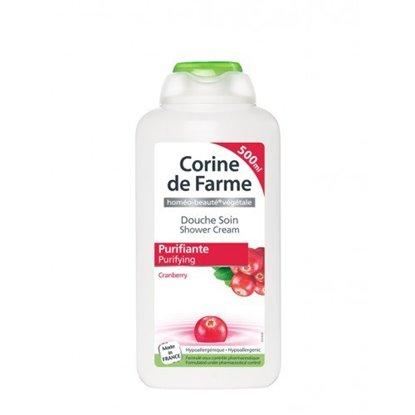Picture of GEL DE BANHO CORINE DE FARME CRANBERRY 500ML