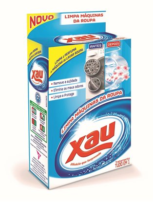 Picture of LIMPA MAQUINAS XAU  250ML