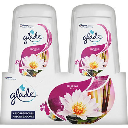 Picture of AMBIENTADOR GLADE ABSORVENTE RELAX PACK2