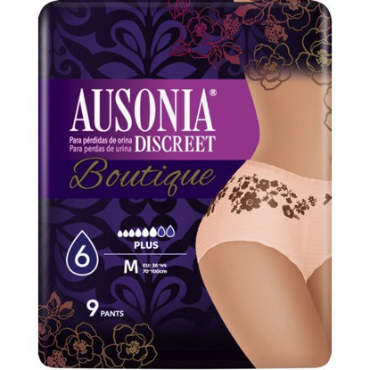 Picture of CUECA AUSONIA DISCREET BOUTIQUE MEDIO 9 UNI
