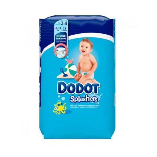 Picture of CUECA DODOT SPLASHERS T3 C/12