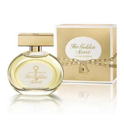 Picture of Perfume António Banderas Her Secret Gold 50ml