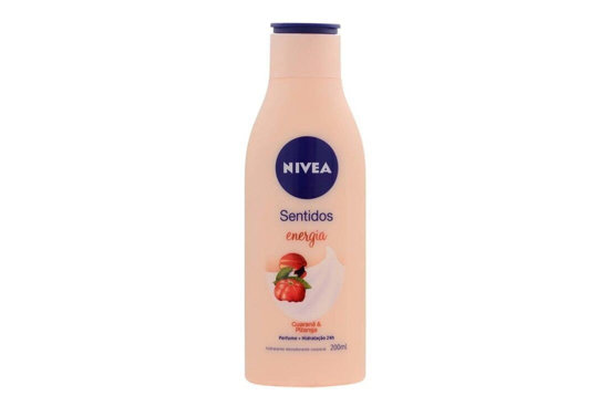 Picture of Body Nivea Sentidos Guaraná e Pitanga 200ml
