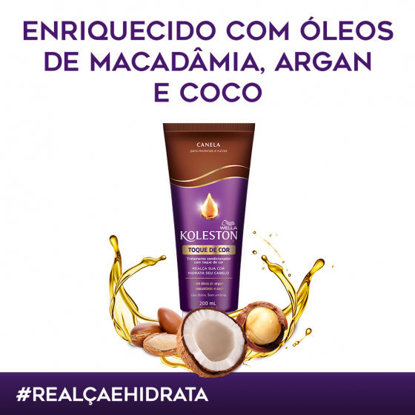 Picture of Condicionador Koleston Avelã e Canela 200ml