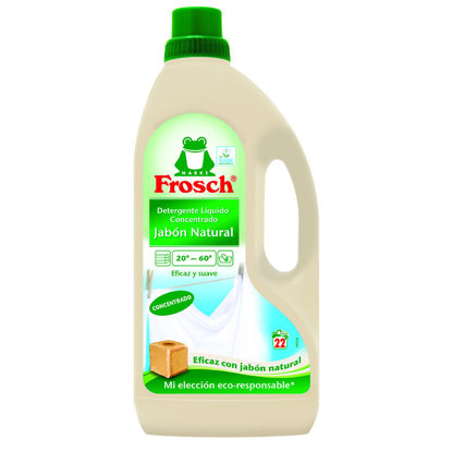 Picture of Detergente Frosch Roupa Sabão Natural 30 doses